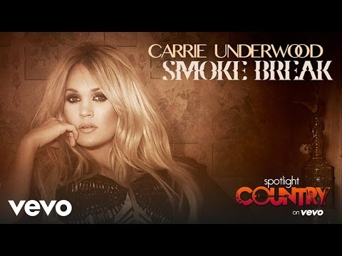 Carrie Underwood's 'Smoke Break' & New Album 'Storyteller' (Spotlight Country)