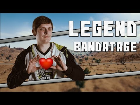 LEGEND | Bandatage | PlayerUnknown's Battlegrounds