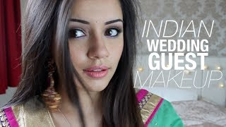Tutorial | Indian Wedding Guest Makeup Look #1 | Kaushal Beauty - Download this Video in MP3, M4A, WEBM, MP4, 3GP