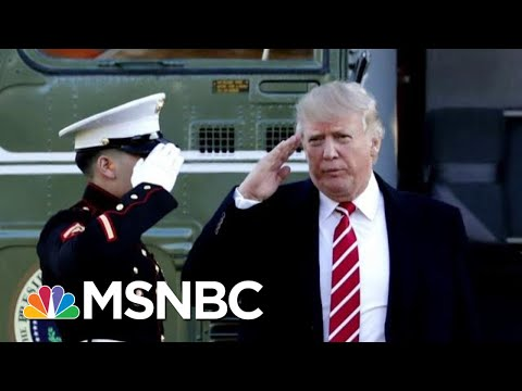President Donald Trump Threatens To Strike Iranian Cultural Sites | Deadline | MSNBC
