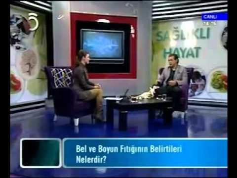Sağlıklı Hayat Op Dr Murat İnan Bel ve Boyun Fıtığının Belirtileri Nelerdir part 1