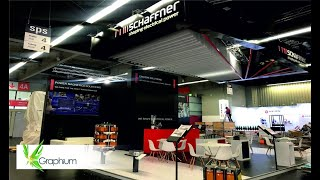 Nürnberg Messe Smart Production Solutions 2019