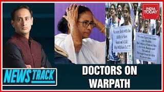 Has Mamata Failed To Protect The Doctors In West Bengal?   Newstrack With Rahul Kanwal