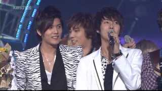 """[1080p HD] SS501 """"Love Like This"""" Wins First Place on  \/ us c B@nk 091120"""