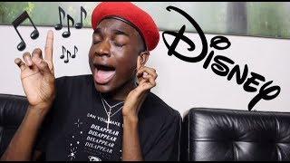 REMIXING YOUR FAVORITE DISNEY SONGS!!!!