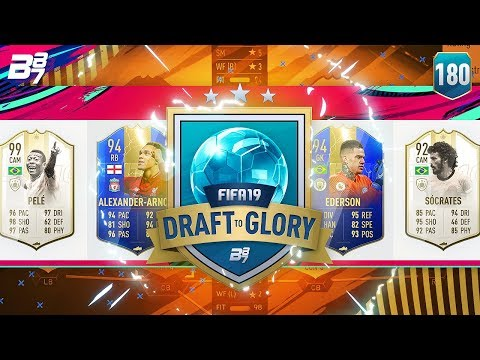 WHAT A DRAFT! | FIFA 19 DRAFT TO GLORY #180