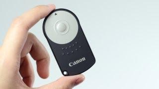 REVIEW: Canon RC-6 Wireless Remote