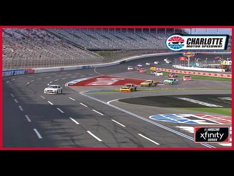 Recap the Xfinity Series race as they tackle the Roval