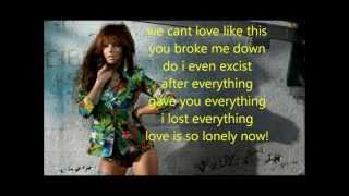 Cheryl - Screw You Ft. Wretch 32 LYRICS