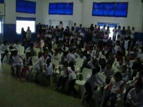 Escuela primaria N° 12 de Villalonga. 30/05/12