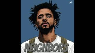J Cole - Neighbors [LYRICS HQ]