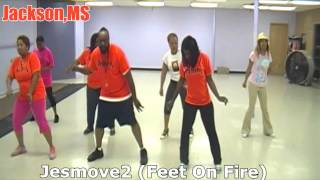 JesMove2 (Feet On Fire) Song By-Jay Croz