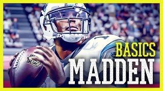 MADDEN NFL 17 Tipps (Deutsch) - Regeln, Positionen, Spielzüge & Steuerung | Tomy Hawk TV