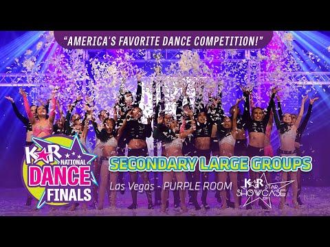 Las Vegas [Purple Room] - Secondary Large Groups