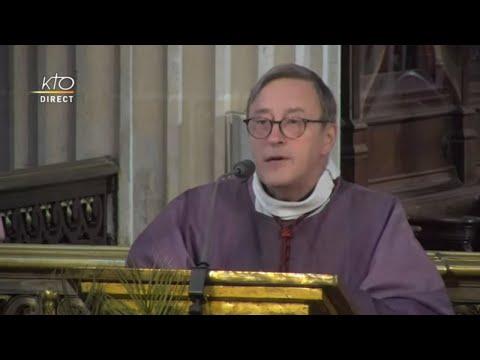 Messe à St-Germain-l'Auxerrois