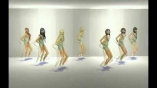 Eva Simons Ft. Rihanna & Lady Gaga - Silly Boy (Sims 2 Style)