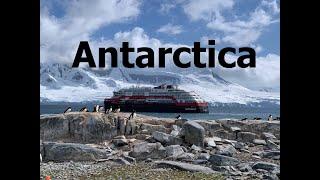 Antarctica - The full story of 18 days Antarctica cruise on Hurtigruten
