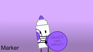 """Video thumbnail of """"BFDI auditions my way"""""""