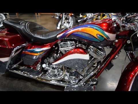 "2004 MCC - Minneapolis Custom Cycle ""Road King"" Custom in South Saint Paul, Minnesota"