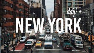 NEW YORK \\ Как меня не выпустили из страны!! VLOG