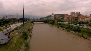 Fpv Parques del Río iflight dc3 caddx vista