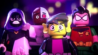 LEGO Dimensions - New Character Interactions  (Wave 9)