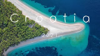Croatia 2021 | GoPro Hero 8 | DJI Phantom 4 | 4K