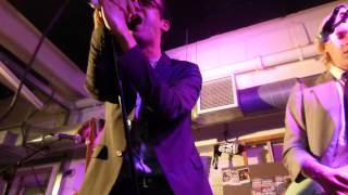 Spector - True Love (For Now) (HD) - Rough Trade East - 15.08.12