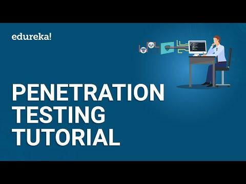 Penetration Testing Tutorial | Cyber Security Training | Edureka