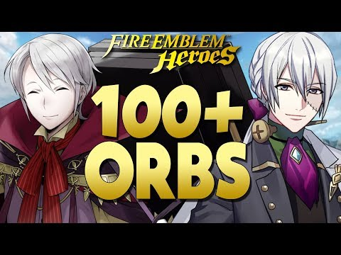 Fire Emblem Heroes | 100+ Orbs For Halloween Henry & Jakob! 🔴LIVE SUMMONING! [Part 77]