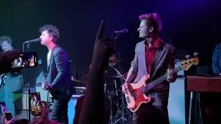 Surprise Green Day Show at Tiki Bar