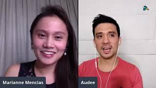 REAL MEN SERIES: Dating Apps with Audee Villaraza