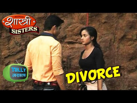 Anushka To Take Divorce From Rajat In Shastri Sisters | Colors