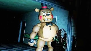 Five Nights at Freddys VR: Help Wanted