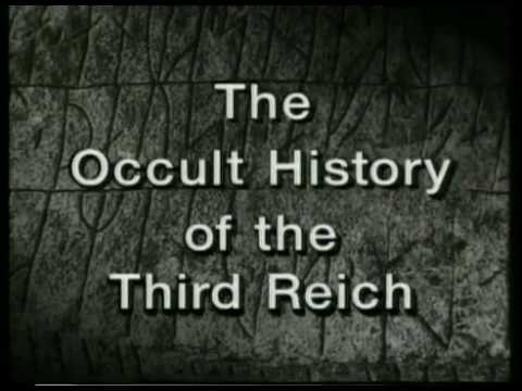 Influence of The Occult on Nazi ideology (1991). 4 Part Documentary. Full playlist in the comments.