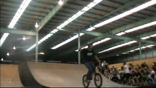 Charlie Gumley - The first The Twix (Tailwhip+Barspin) in the world