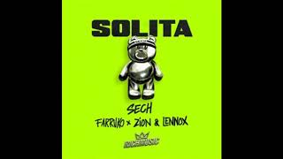 Sech Feat. Farruko, Zion Y Lennox   Solita  (Audio)