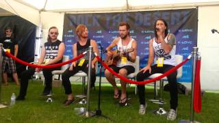 Disciple-Remedy live acoustic @ rtd 2013