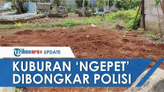 Kuburan Diduga Babi Ngepet di Depok Dibongkar Polisi, Sejumlah Warga yang Menangkap Diperiksa