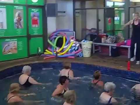 Aqua Water Aerobics with Victoria