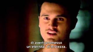 The Vampire Diaries - 6x2 - brothers don't give up