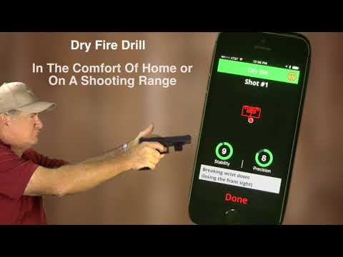 Targetize New Dry Fire Feature
