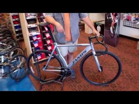 Jamis Sonic Track Bike – Velo Wrench Bike Shop