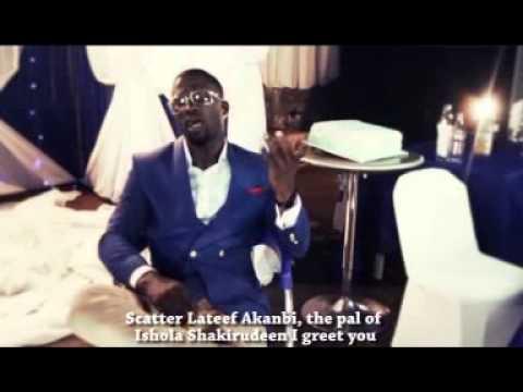SPECIAL DAY VIDEO ALBUM.. A.. (2012).. By King Sulaiman Alao Adekunle Malaika Alayeluwa