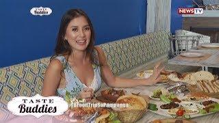 Taste Buddies: A Greek Mediterranean restaurant