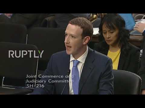 USA: Facebook in 'arms race' with Russia - Zuckerberg