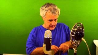 Unboxing:  Blue Yeti Pro microphone