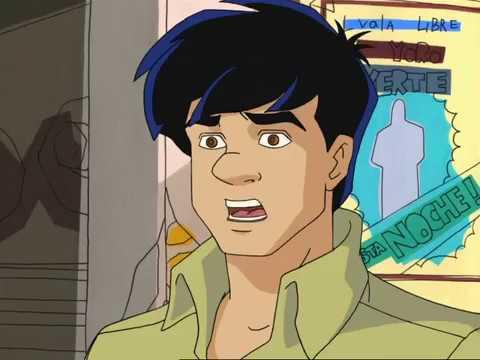 Jackie chan Adventures _ The Mask of El Toro Fuerte _ Season 01 Episode 03