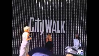 Danity Kane @ CityWalk - Soundcheck - Sucka For Love