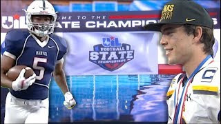 Dallas Cowboys owner Jerry Jones' grandson leads Highland Park vs Manvel in 5A TX State Championship